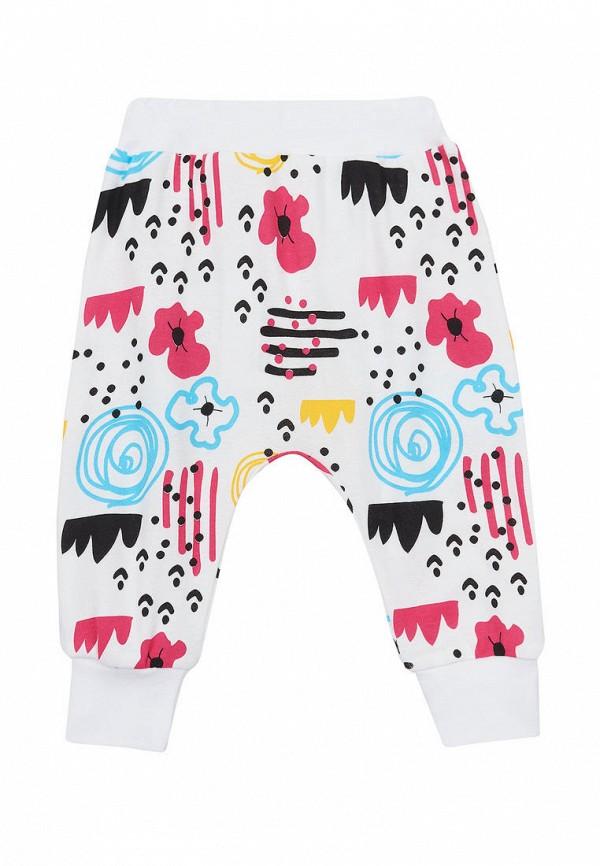 брюки garnamama для девочки, белые