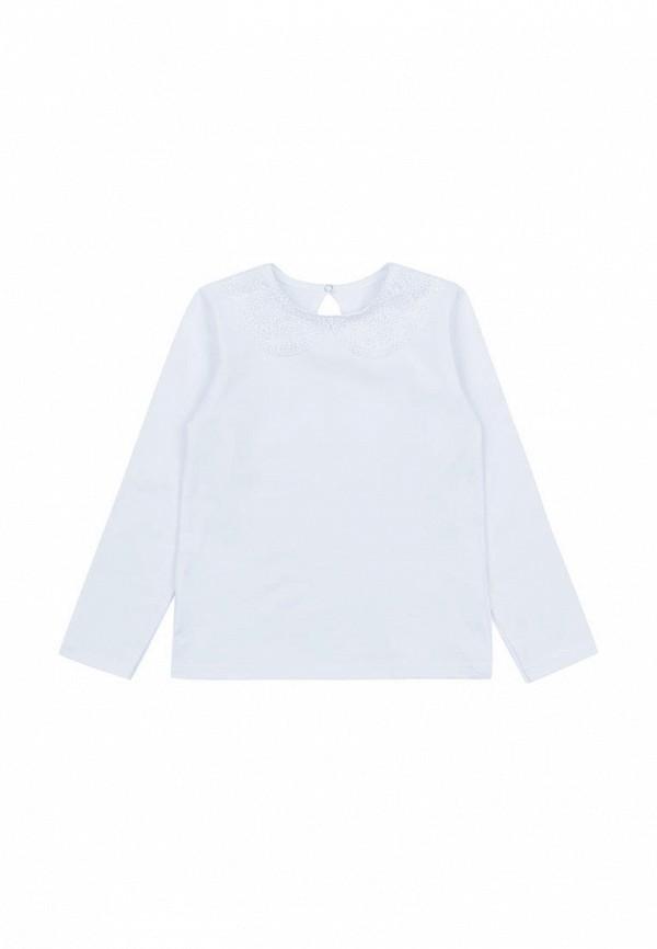 блузка вітуся для девочки, белая