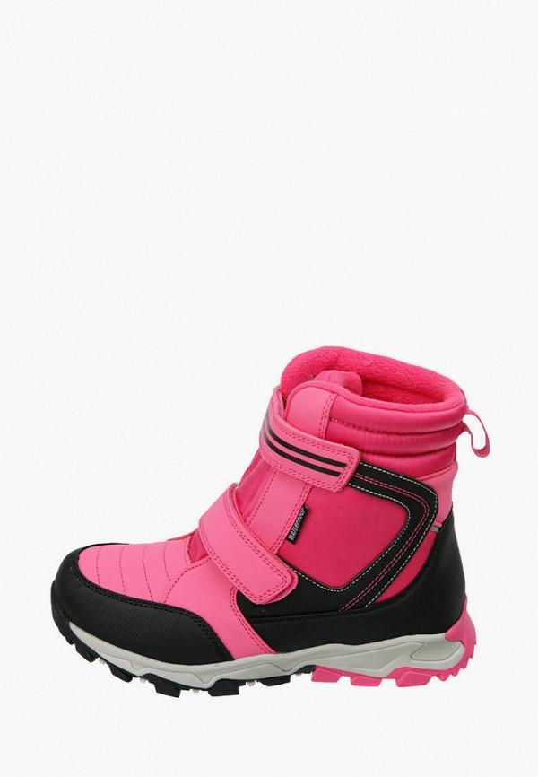 сапоги playtoday для девочки, розовые