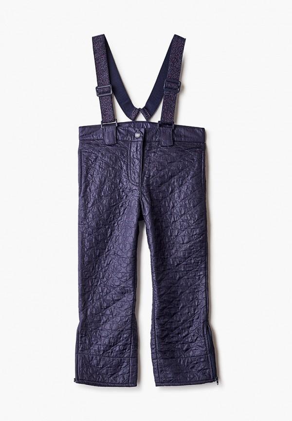 утепленные брюки acoola для девочки, синие