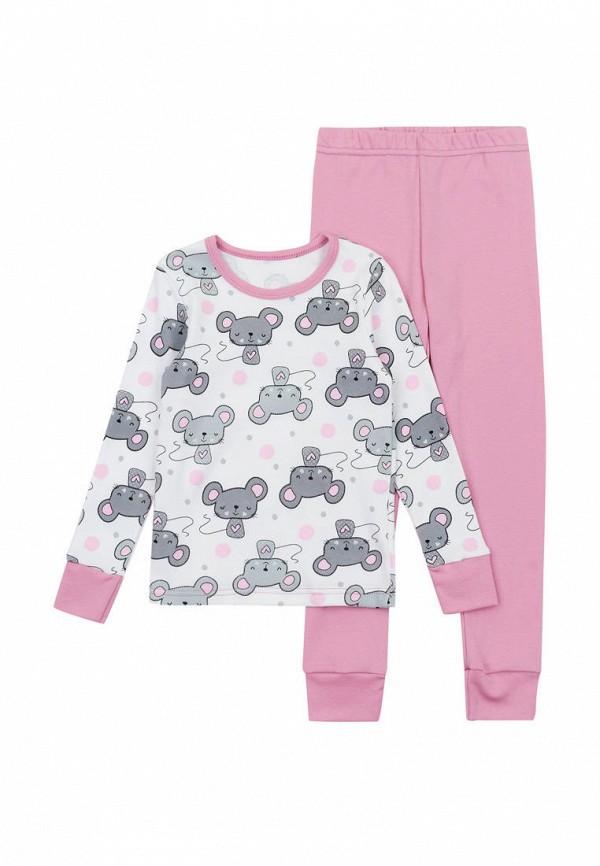 пижама вітуся для девочки, разноцветная