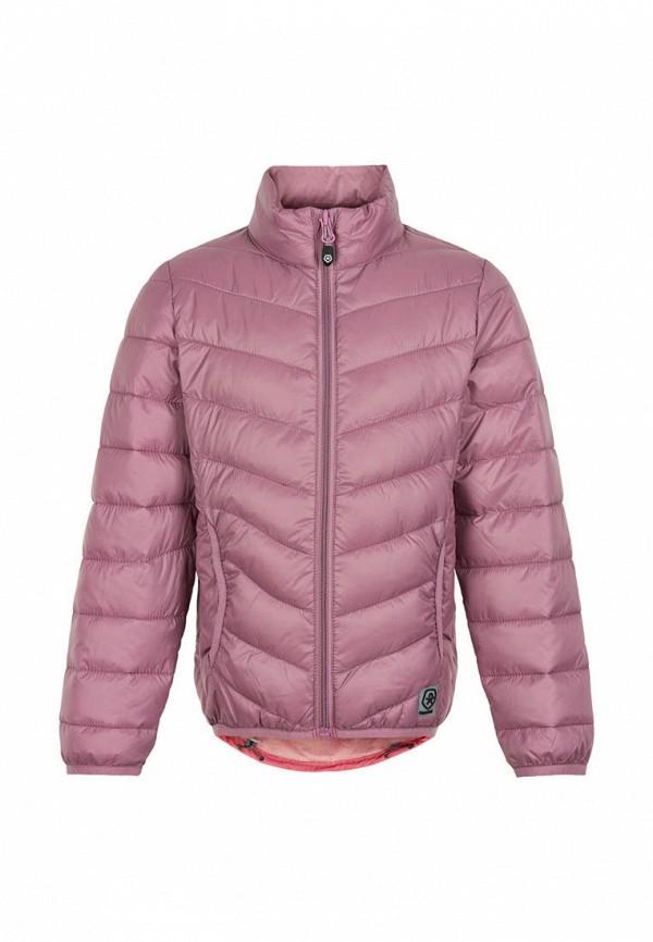 куртка color kids для девочки, розовая