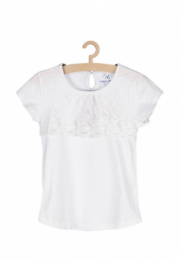 Блуза 5.10.15 5.10.15  белый фото