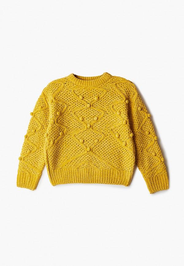 Джемпер Coccodrillo желтого цвета