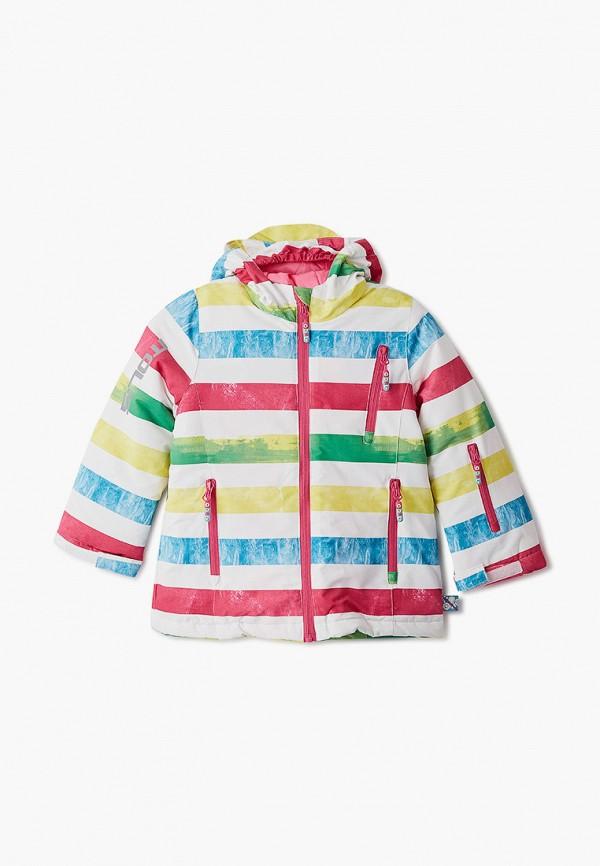 Куртка Coccodrillo разноцветного цвета