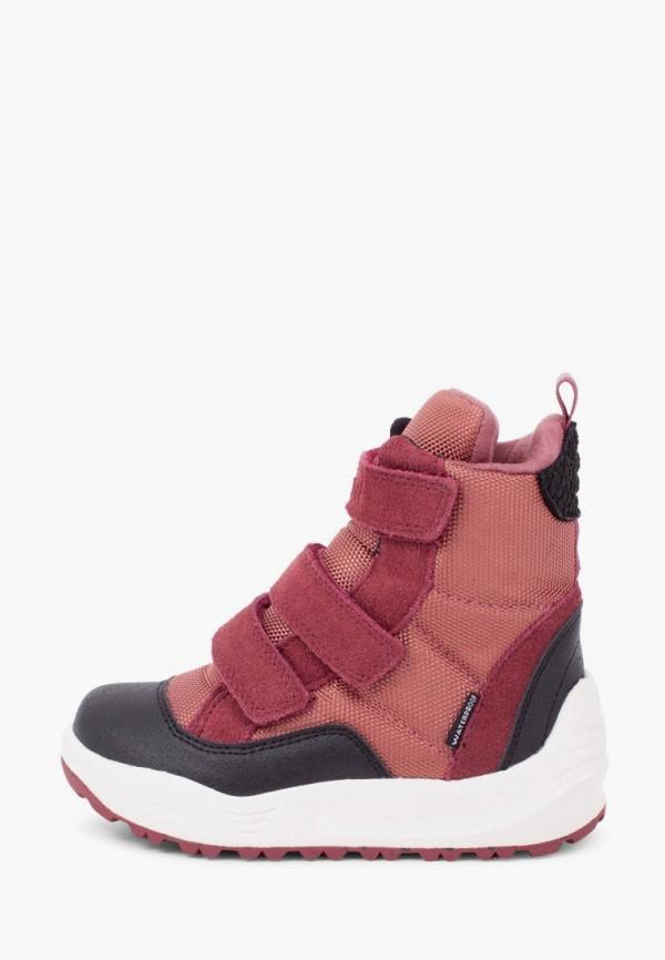 ботинки woden для девочки, разноцветные