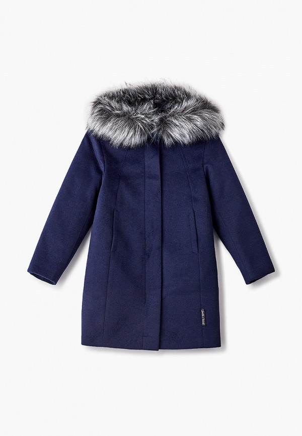 Пальто Smith's brand Smith's brand  синий фото