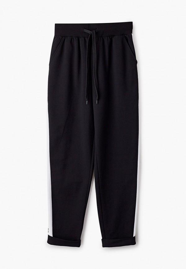 спортивные брюки sabotage для девочки, черные