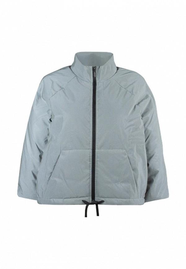 куртка dnk для девочки, серая