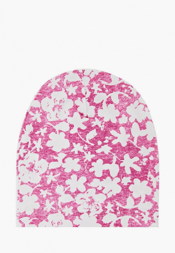 шапка milk and the city для девочки, розовая