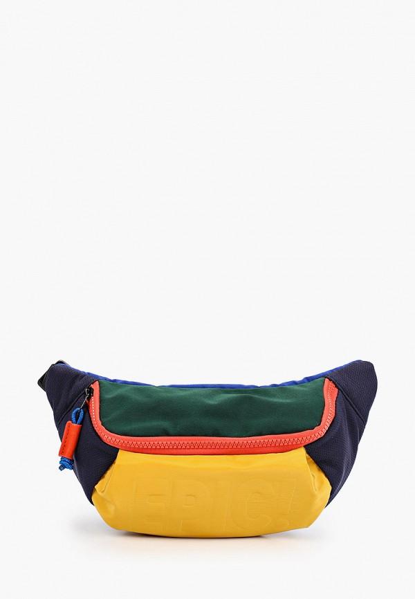 Сумка поясная Sela Sela  разноцветный фото