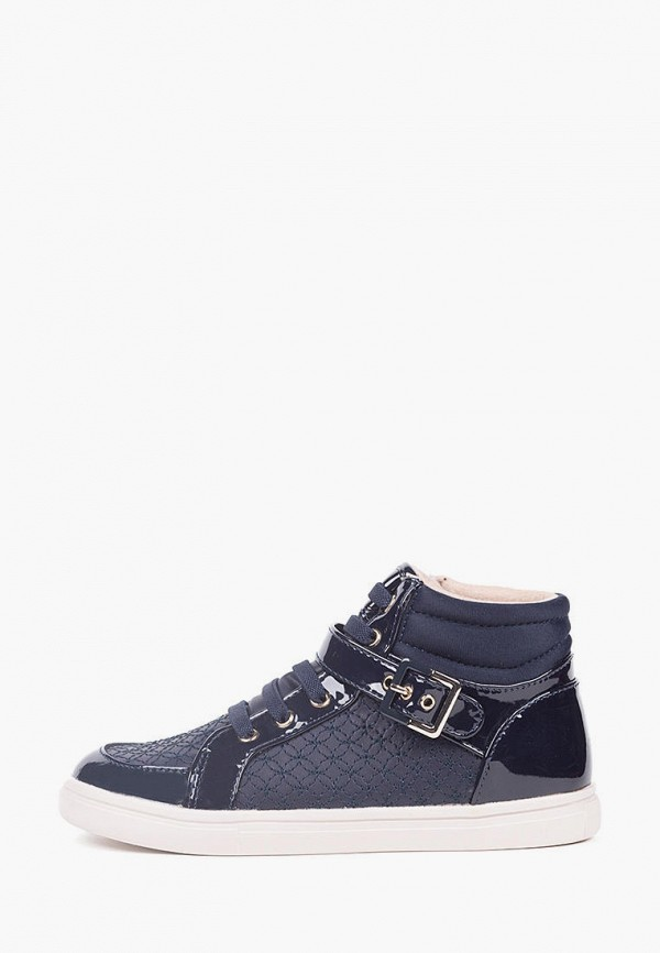 ботинки mayoral для девочки, синие