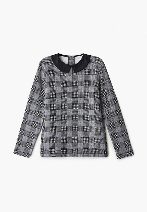 блузка mark formelle для девочки, черная