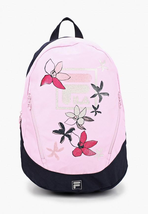 Рюкзак Fila Fila  розовый фото