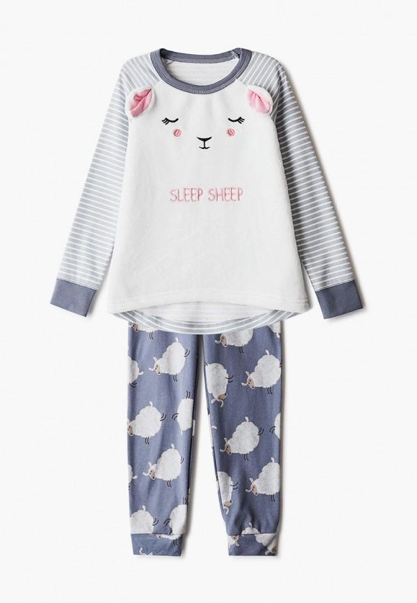 пижама mark formelle для девочки, разноцветная