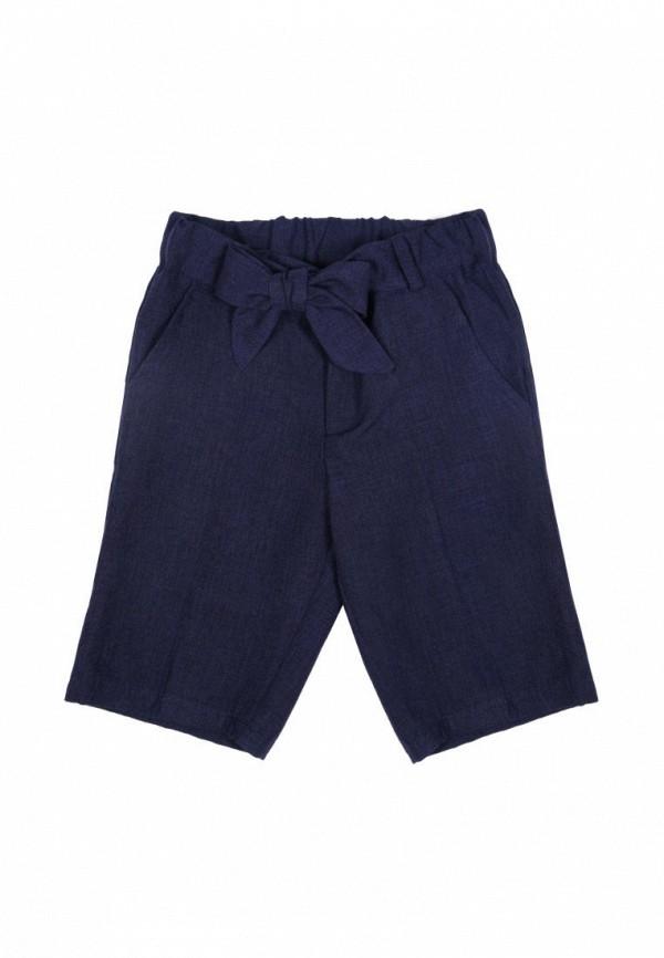 шорты timbo для девочки, синие