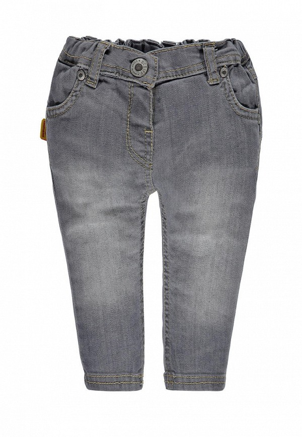 джинсы steiff для девочки, серые