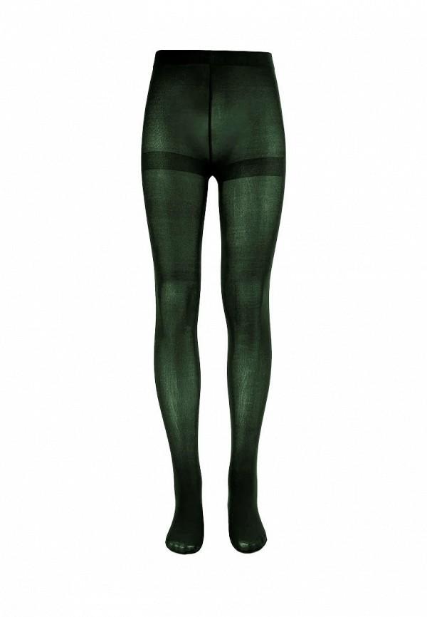 колготки yula для девочки, зеленые
