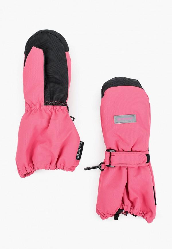 Варежки горнолыжные Ziener Ziener  розовый фото