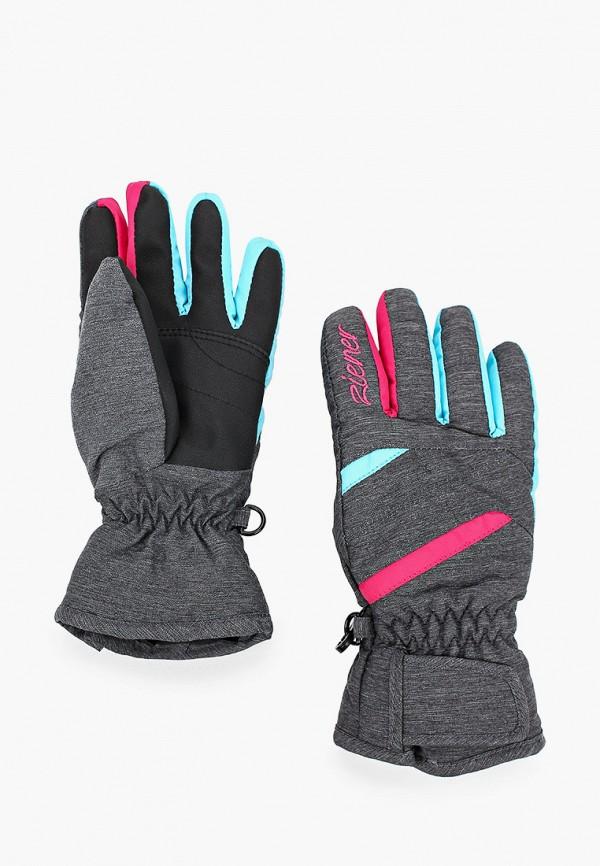 Перчатки горнолыжные Ziener Ziener  серый фото