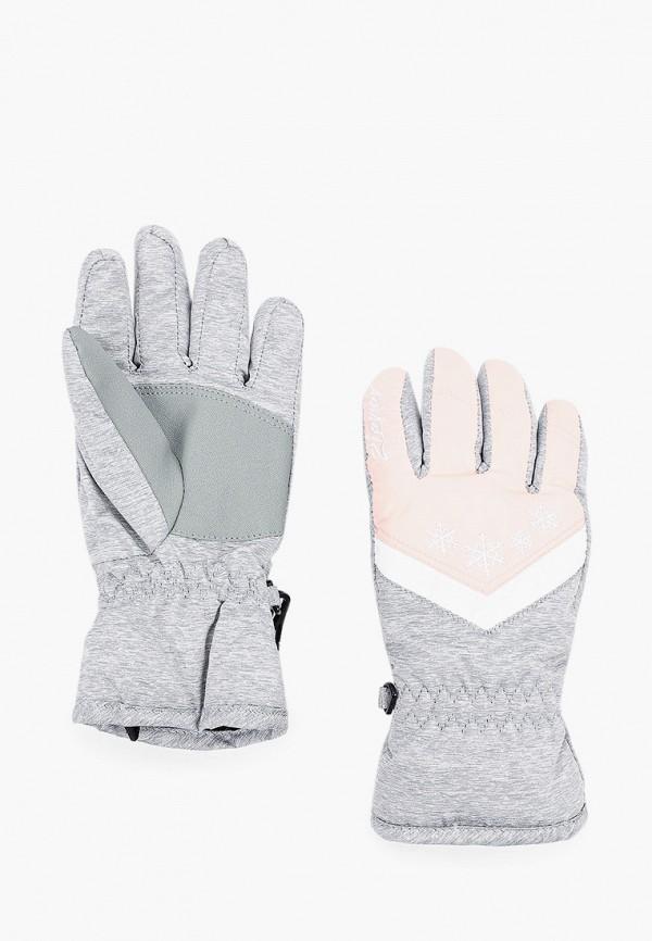 Перчатки Ziener Ziener  серый фото