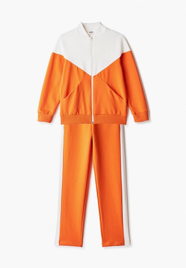 Костюм спортивный Looklie Looklie  оранжевый фото