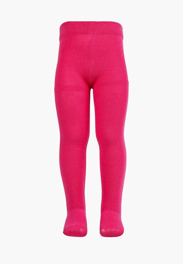 колготки coccodrillo для девочки, розовые