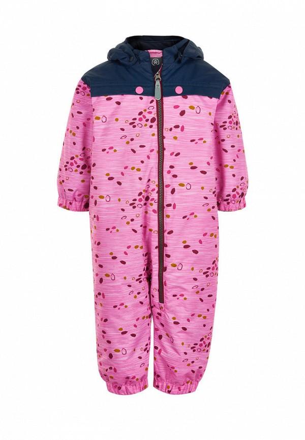 комбинезоны и костюмы color kids для девочки, розовые