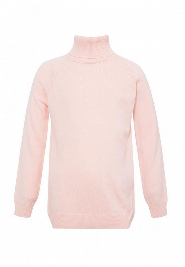 водолазка defacto для девочки, розовая