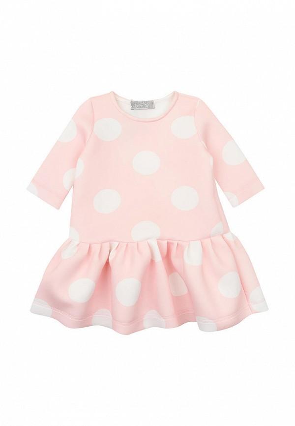 повседневные платье kids couture для девочки, розовое