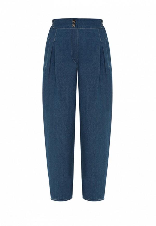 джинсы i am для девочки, синие