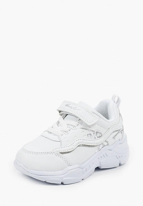 Кроссовки для девочки Honey Girl цвет белый  Фото 2