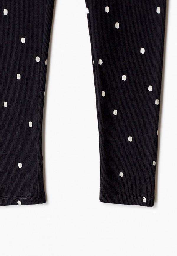 Леггинсы для девочки Sela цвет черный  Фото 3