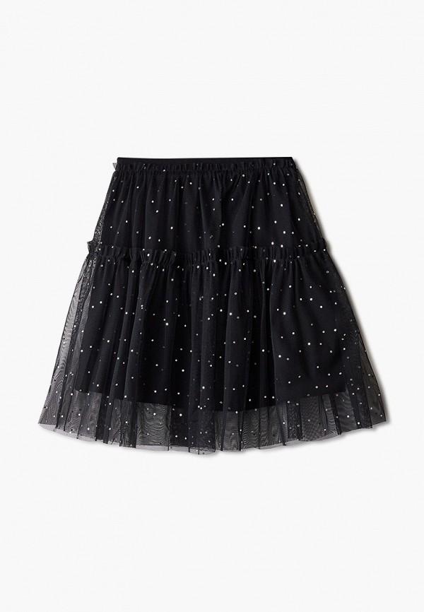 Юбка для девочки Sela цвет черный