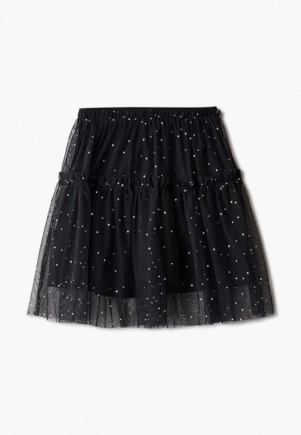 Юбка для девочки Sela цвет черный  Фото 2