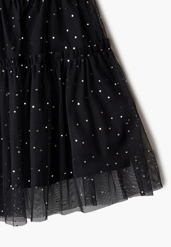Юбка для девочки Sela цвет черный  Фото 3