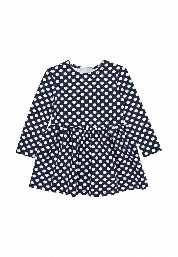 повседневные платье kids couture для девочки, синее