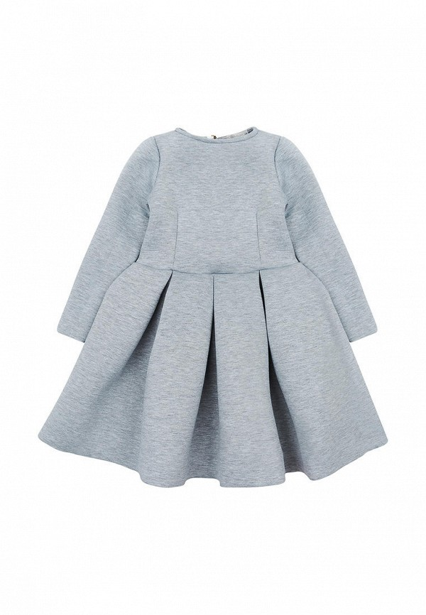 повседневные платье kids couture для девочки, серое