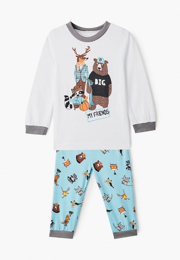 Пижама Веселый малыш Веселый малыш  разноцветный фото