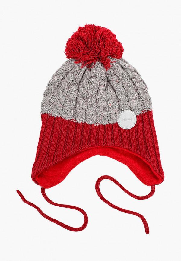 шапка reima для девочки, разноцветная