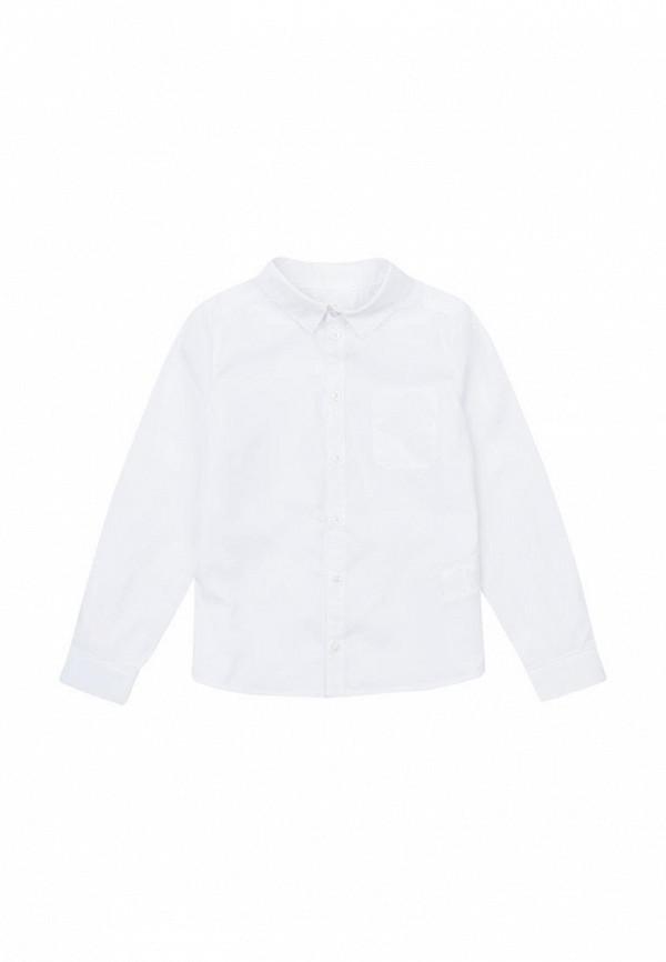 рубашка бемби для девочки, белая