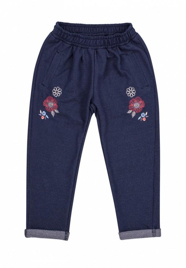 брюки бемби для девочки, синие
