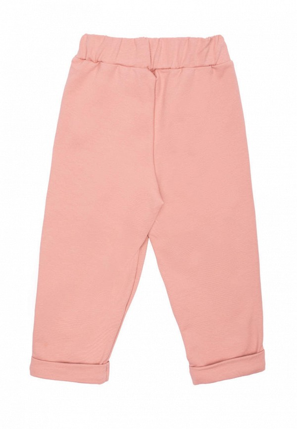 Брюки для девочки bodo цвет розовый  Фото 2