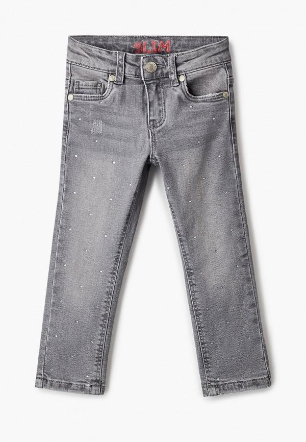 джинсы acoola для девочки, серые