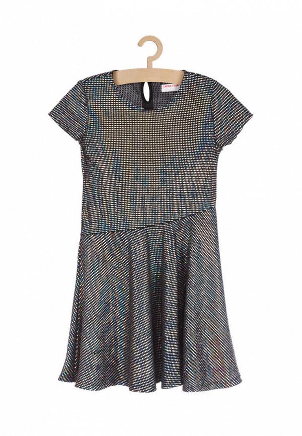 Платье 5.10.15 5.10.15  черный фото