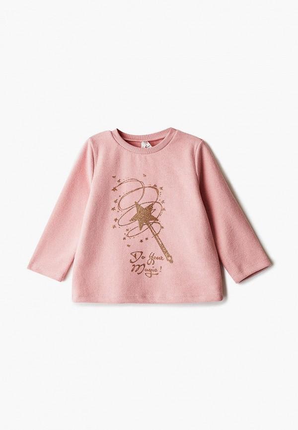 свитшот defacto для девочки, розовый
