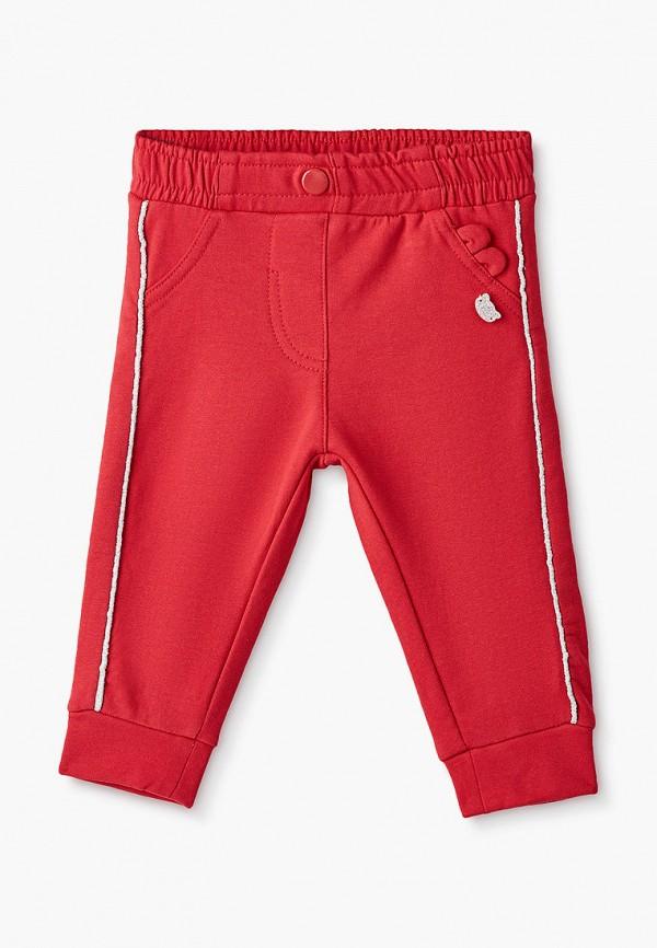 Брюки для девочки Coccodrillo цвет красный