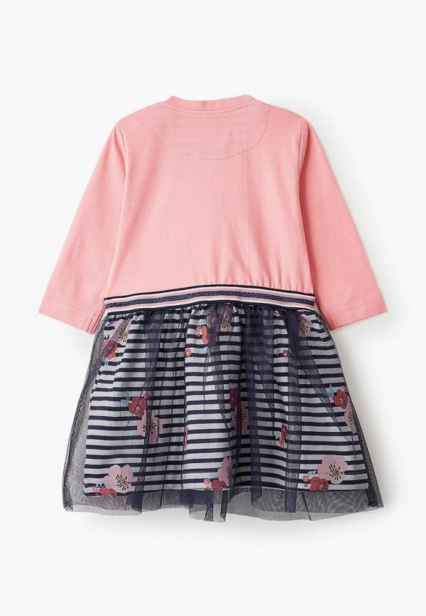 Платья для девочки Coccodrillo цвет розовый  Фото 2