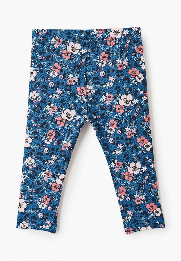 Леггинсы для девочки Coccodrillo цвет синий  Фото 2