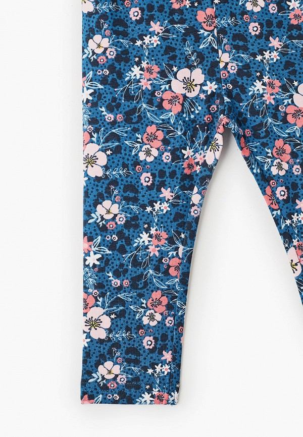 Леггинсы для девочки Coccodrillo цвет синий  Фото 3